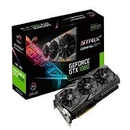 Placa Gráfica Asus ROG Strix GeForce GTX 1080 8GB OC